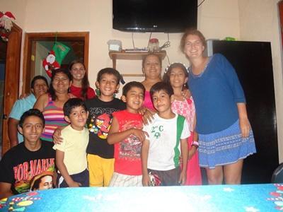 Juleaften i Ecuador