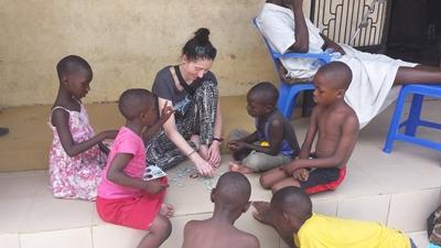 Humanitært arbejde i Tanzania