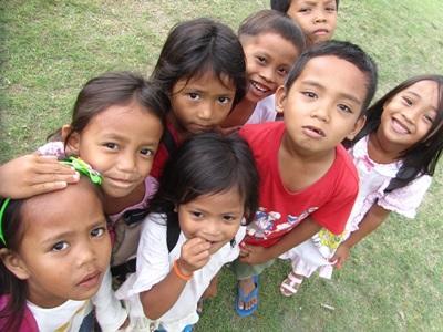 Nanna Andreasen - Humanitært arbejde - Filippinerne