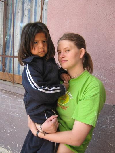 Nicoline K. Nielsen, Bolivia, Humanitært arbejde