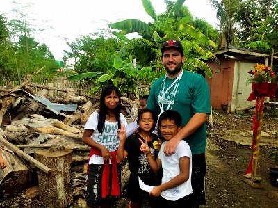 Oliver Bokk - Byggeprojekter - Filippinerne