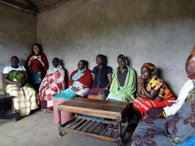Rannva Nónfjall - Jura & Menneskerettigheder - Tanzania