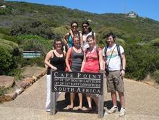 Sara Rosenbeck Moller Humanitært arbejde i Sydafrika