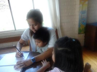 Humanitært arbejde i Bolivia