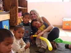 Frivilligt arbejde i Bolivia