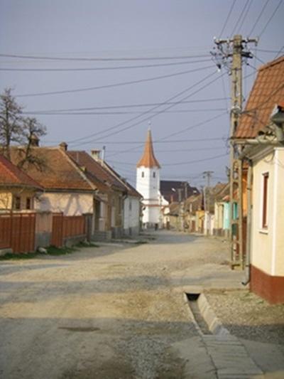 Humanitært arbejde i Rumænien