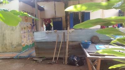 Community work in Cambodia