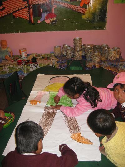 Advantures in Peru