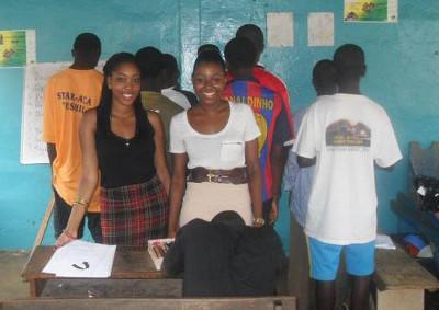 Volunteer human rights placement Ghana