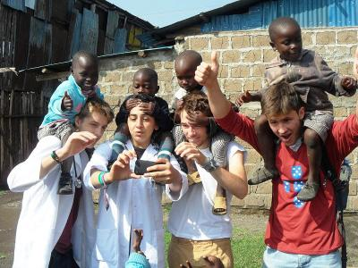 Volunteer project Kenya