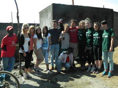 Community project in Kenya