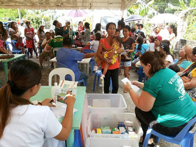 A Public Health Project outreach