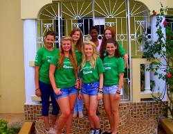 Volunteer placement Jamaica