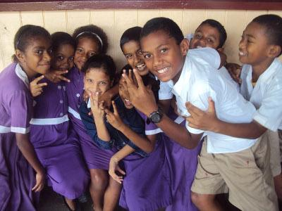 Volunteering in Fiji