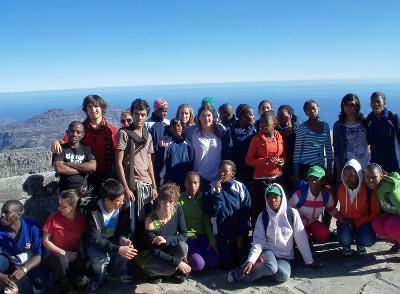 Summit of Table Mountain