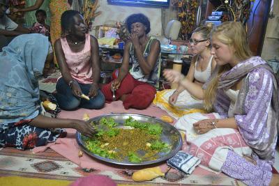 Host family Senegal