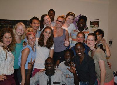 Volunteering  in Senegal