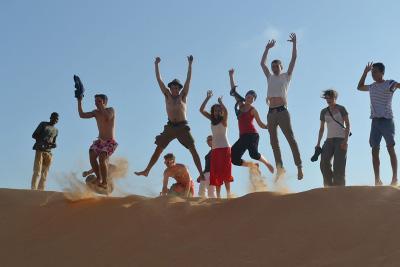 Weekend trip in Senegal