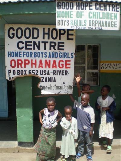 My orphanage