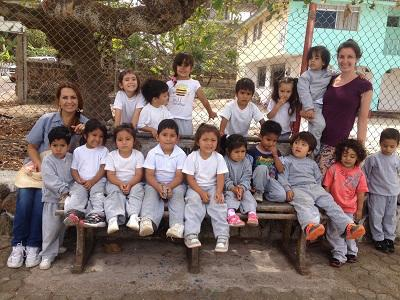 Care project in Ecuador