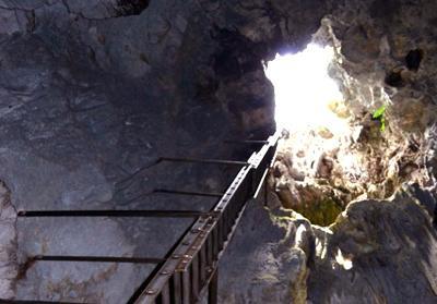 Terciopelo Cave in Costa Rica
