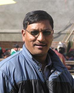 Mr. Rajesh Manadhar - The Project Partner