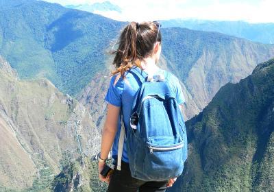 Sightseeing in Peru