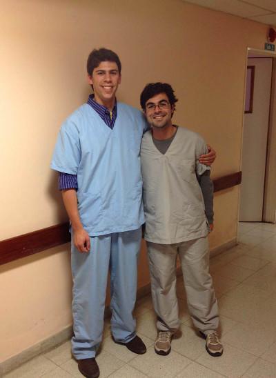Volunteer medical placement Argentina