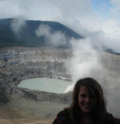 Volcano trip