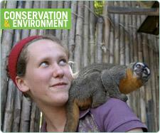 Conservation & Environment