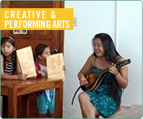 Creative & Performing Arts