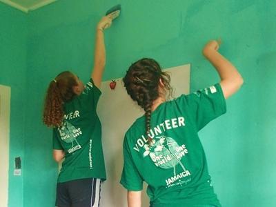 Volunteering in Fiji