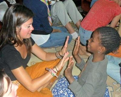 Voluntary teaching project in Senegal