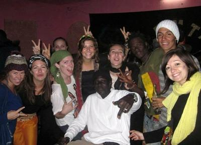 Volunteer's in Senegal