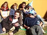 Argentina volunteer group
