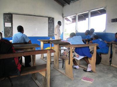 Learning Twi in Ghana