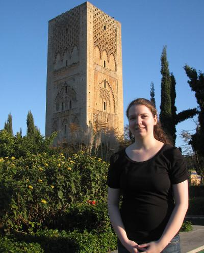 Tower in Rabat