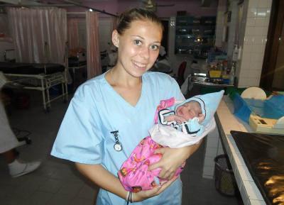 Midwifery volunteering