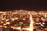 Cochabamba by night