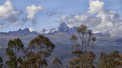 Majestic Mount Kenya