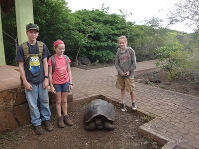 Conservation in the Galapagos
