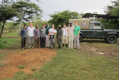 Conservation project