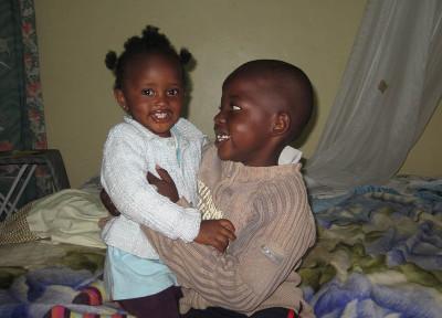 Host family children