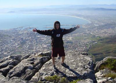 On Table Mountain