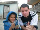Me and Jangay, an orphan