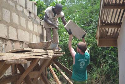 Building Ghana