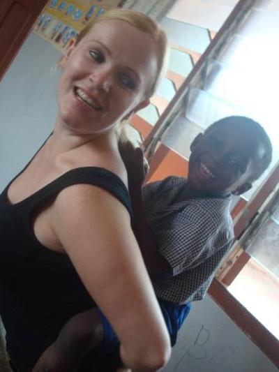 Me and Kwame