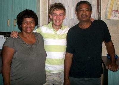 My host parents