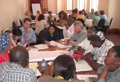 Human Rights meeting