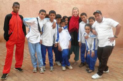 Care in Morocco